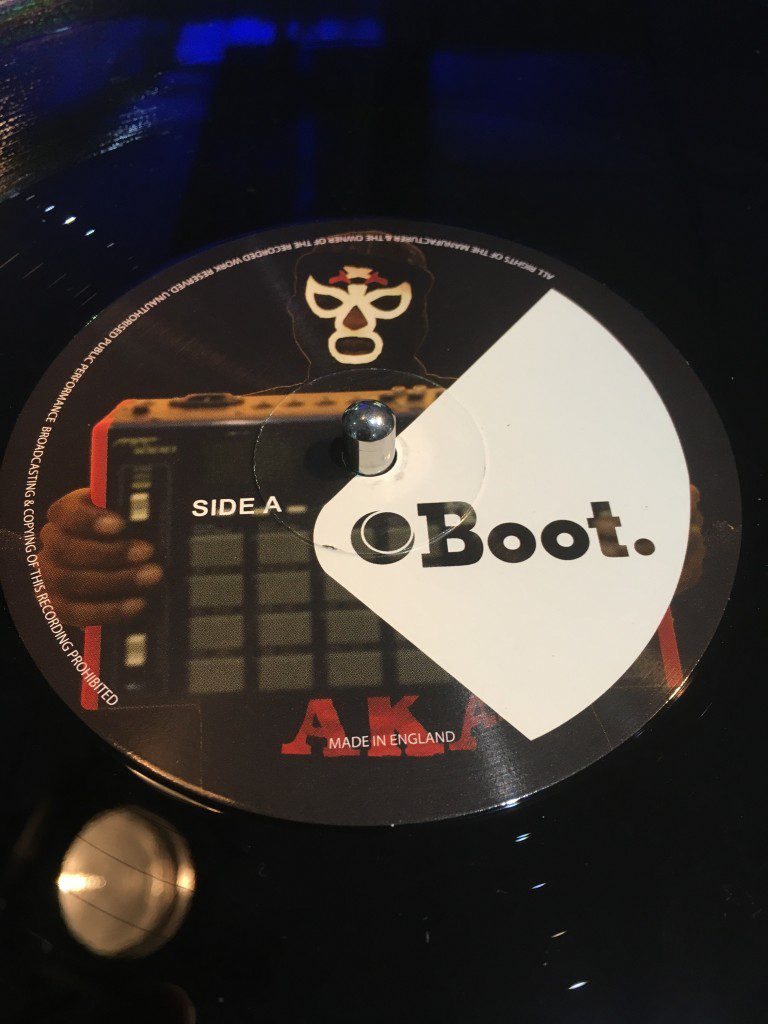 """Micall Parknsun – Practicing Tag Team Moves EP featuring Jehst and Durrty Goodz…limited edition 12"""" from Boot Records…Wax is back from the pressing plant! Dropping really soon!"""