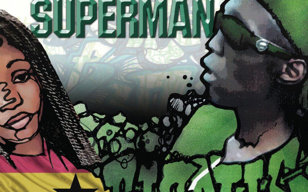 GreenCryptoKnight – Superman Bandcamp presale live now…
