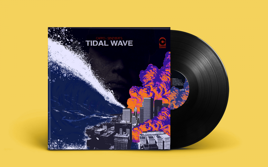 Cappo Senz Beats – Tidal Wave..Boot Box promo