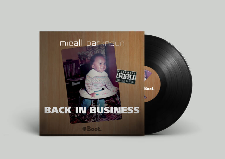 Micall Parknsun – Back in Business 12″ Vinyl EP Bandcamp presale live now!