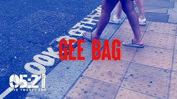 Gee Bag X Jazz T – The Goodfoot video