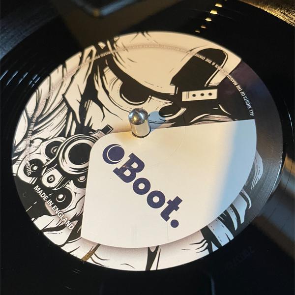 Ramson Badbonez – Dark City  limited edition 12″ vinyl featuring MysDiggi, Reveal and Micall Parknsun. Bandcamp presale is live