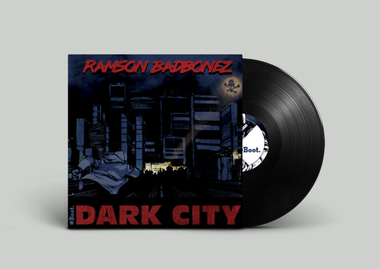 Ramson Badbonez – Dark City   Out Now! Hear it now on the Boot Records Bandcamp